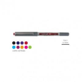 Marcador Uniball  Roller Eye Fine UB157 0,7mmVerde Claro CX12un