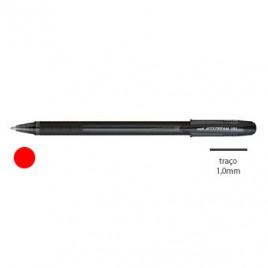 Esferografica Uni SX-101-10 JETSTREAM 101 -1,0mm Vermelho -1