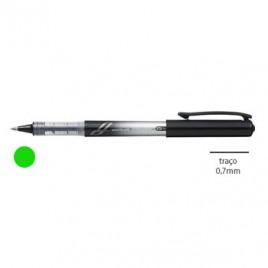 Marcador Uniball  Insight UB211 0,7mm Verde- 1un