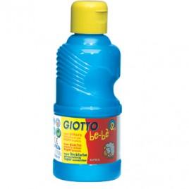 Guache Liquido Giotto Be-Be 250ml Azul Claro