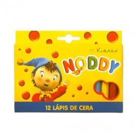 Lapis Cera Viarco 1207 NODDY  Cor Cx 12un