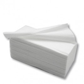Toalhas Maos ZigZag 20×25 2Fls CleanSpot Pasta (Tissue) 20×150=(3000un)