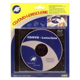 Limpeza Leitores CDs/DVD AF (CD Lensclene) – Pack 1 CD