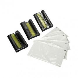Recarga + Papel Posta 10x15Cm (3 Packs x 36 Folhas) Impressora CP100/200/220/300/330/500 SELPHY CP330/CP400/CP500/CP510/CP530/CP600/CP710/CP740/CP780/CP800