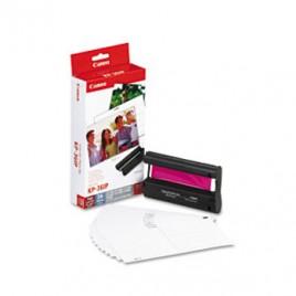 Recarga + Papel Posta 10x15Cm (36 Folhas) Impressora CP100/200/220/300/330/500 SELPHY CP330/CP400/CP500/CP510/CP600/CP710/CP800