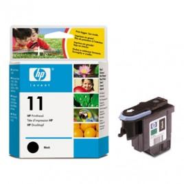 Cabeca de Impressao Business InkJet 1000/1100/1200d/1200dtn/1200dtwn/2200/2230/2250/2250TN/2280/2280TN/2300/2600/2600DN/2800DT/2800DTNCP1700/CP1700D/CP1700PS/DesignJet 100/110Plus/111/500ps/510/OfficeJet 9130/K850 Pro     Nº11 Preto