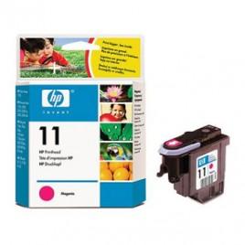 Cabeca de Impressao HP Business InkJet 1100/1200d/1200dtn/1200dtwn/2200/2230/2250/2250TN/2280/2280TN/2300/2600/2600DN/2800DT/CP1700/CP1700D/CP1700PS/DesignJet 100/110Plus/111/500/510/10ps/20ps/50ps/120/120nr/     OfficeJet 9130  Nº11 Magenta