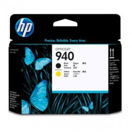 Cabeca de Impressao HP Nº940 Officejet Pro 8000/8500 Preto e Amarelo