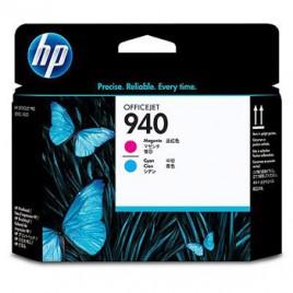 Cabeca de Impressao HP Nº940 Officejet Pro 8000/8500 Cian e Magenta
