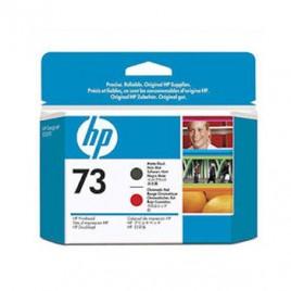 Cabeca de Impressao HP73 DJ Z3200 Vermelho Cromatico e Preto