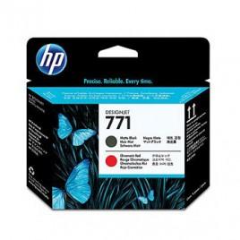 Cabeca de Impressao HP 771 DesignJet Z6200 Photo Series Matte/Vermelho Cromado