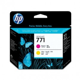 Cabeca de Impressao HP 771 DesignJet Z6200 Photo Series Magenta/Amarelo