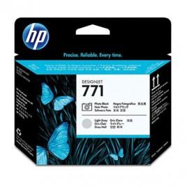 Cabeca de Impressao HP 771 DesignJet Z6200 Photo Series Preto Foto/Cinza Claro