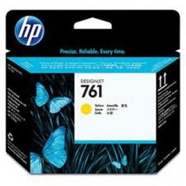 Cabeca de Impressao HP Nº761 para Designjet T7100 Amarelo