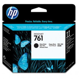 Cabeca de Impressao HP 761 para Designjet T7100 Preto Matte/Preto Matte