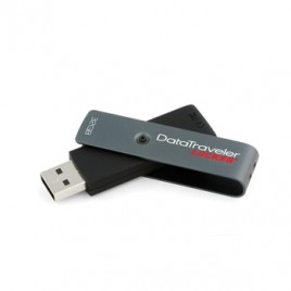 Flash Drive 32GB Kingston Hi-Speed DataTraveler Locker