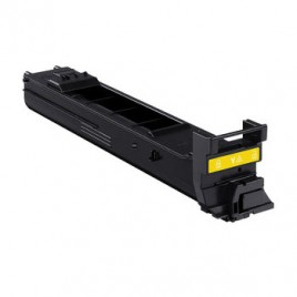Toner Magicolor  MC4650/4690MF/4695MF Amarelo alta capacidade (8.000 cópias)