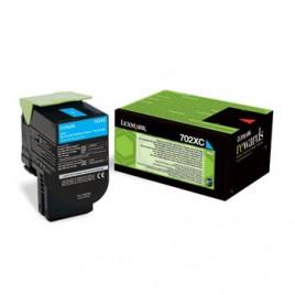 Toner Azul c/Prog Retorno Capacidade Extra CS510