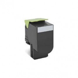 Toner Lexmark CX410E/CX410DE/CX410DTE Elevada Capacidade Preto