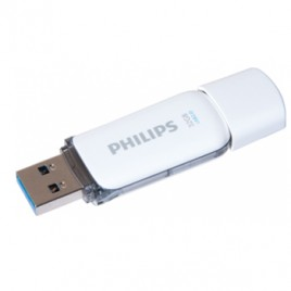 Flash Drive 32GB Philips Snow Edition 2.0 Cinza