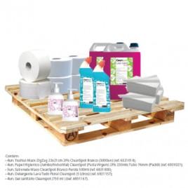 Kit Higiene e limpeza