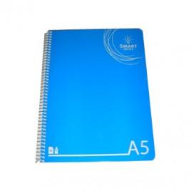 Caderno Espiral Smart Office Capa Cartolina A5 Pautado