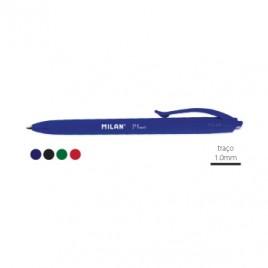Esferografica Milan P1 Touch Azul – 1un