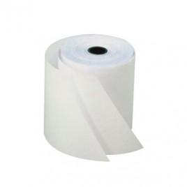 Rolos Papel Autocopiativo Branco/Branco 68x60x11/2 Pack 10