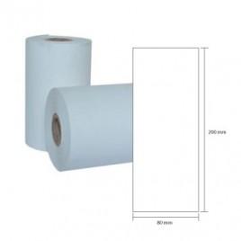 Rolo Papel Termico 80x200x40  (58gr) – 1un