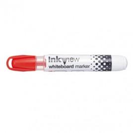 Marcadores Quadros Brancos Uni Inkview PWB-202 Vermelho -1un