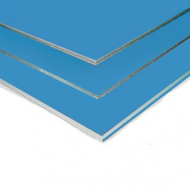 Placa Kapa Line Azul 5mm 50x70cm Pack40un
