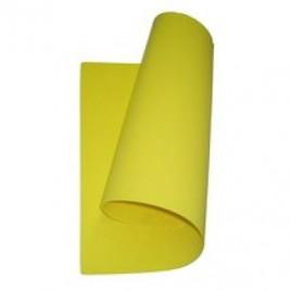 Placa de Cor Musgami 50x65cm Amarelo