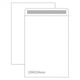 Envelopes Saco Branco 229X324mm 100gr Autodex Cx250un