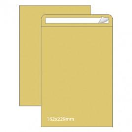 Envelopes Saco Kraft 162X229mm 90gr Autodex Cx500un