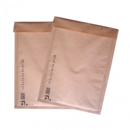 Envelopes Air-Bag Kraft 150×215 Nº 0 Pack 10un