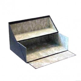 Caixa Arquivo Frances (350x250x150mm) Azul – 1un