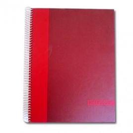 Caderno Espiral NoteBook A4 Quadri,Capa Dura 150 Folhas 70g