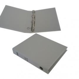 Pasta Arq, Polipropileno Branco 4 Arg, L40mm 1un