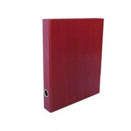 Pasta Arquivo Fibra L45 310×245 Vermelho 1un