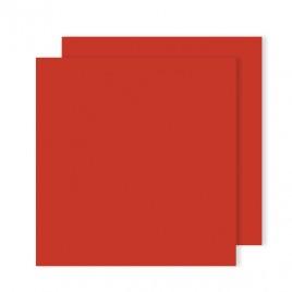 Cartolina 185gr 50 Folhas A4 Canson Iris Tomate