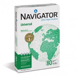 Papel Fotocopia A3 Navigator 80gr 5×500 Folhas