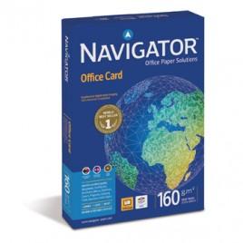 Papel 160gr A4  Navigator (Office Card) 1x250Folhas