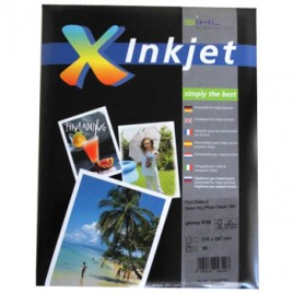 Papel InkJet A4 280gr Foto Glossy (12026552) 20 Folhas