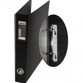 Pasta Arquivo Roma Cartao Forrado a PP 2/30 L45mm – Preto