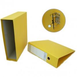 Pasta Arquivo L80 310×290 c/Cx,Fixa  Ref 200CC Amarelo