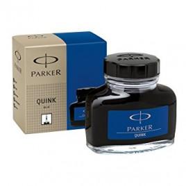 Tinta Caneta Parker Quink 57ml Azul Permanente