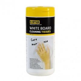 Toalhetes Limpeza quadro Branco 100un