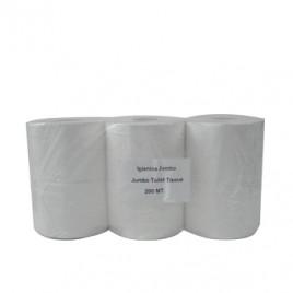 Papel Higienico 2Fls BulkySoft 13,4cmx200mts -6Rolos