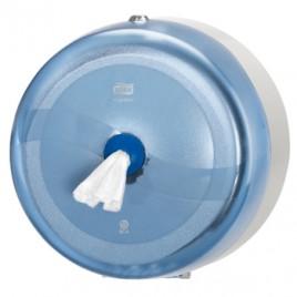 Dispensador Papel Higienico TORK T8 SmartOne Cor Azul
