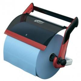 Dispensador TORK W1 Cavalete de Parede Verme/Cinza